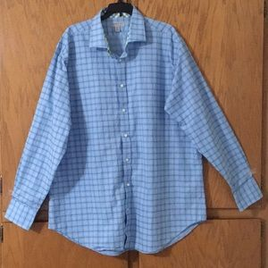 Jack Stone by Thomas Dean Mens Shirt. Sz XXL